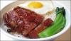 B.B.Q Pork on Rice