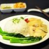 Marinated Chicken on Rice