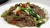 1203 Beef with Ginger & Green Onion