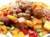 1219 Sweet and Sour Boneless Pork with Pineapple