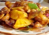 2606 Sautéed Sliced Chicken with Ginger & Pineapple