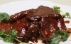 1224 Stir Fried Beef Tenderloin in Sweet Sour Sauce