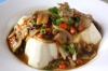 1228 Soft Tofu with Mushroom