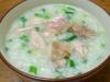 1406 Prawns & Chicken Congee