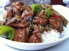 1516 Spareribs in Black Bean Sauce on Rice