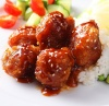 1504 Sweet & Sour Pork on Rice