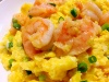 1609 Scramble Egg with Prawn on Crispy Noodle