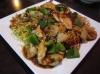 Chicken & Green Pepper with Black Bean Sauce Chow Mein