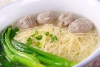 Beef Ball with Noodle in Soup