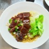 1811 B.B.Q. Meat with Tossed Noodle