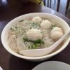 1503 自制潮州墨魚丸湯麵 Cuttlefish Balls w/ Noodle in Soup
